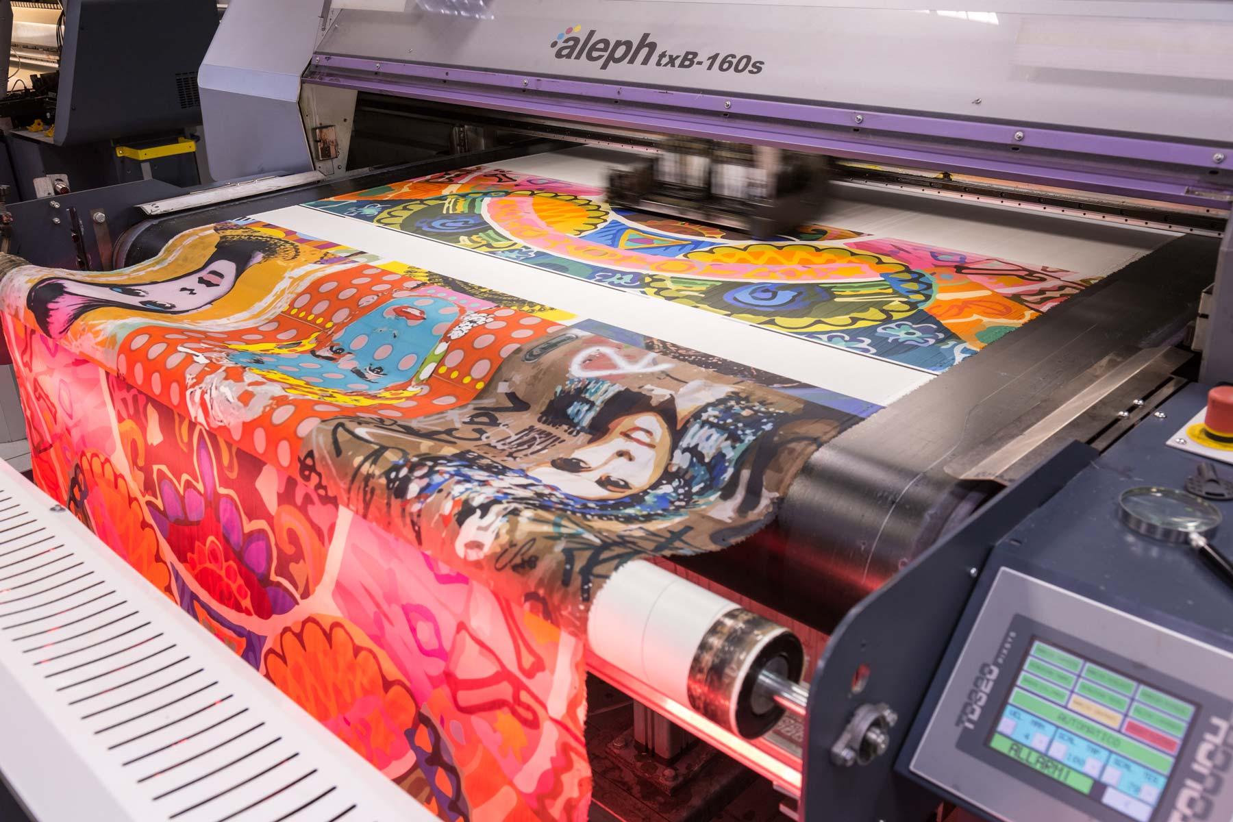 Azienda produttrice di macchine industriali per la stampa